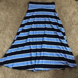 GAP Maxi Skirt, size M